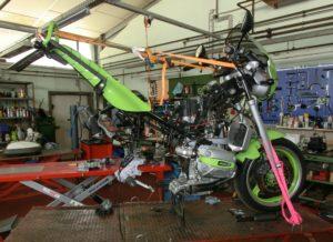 R1100 Getriebe